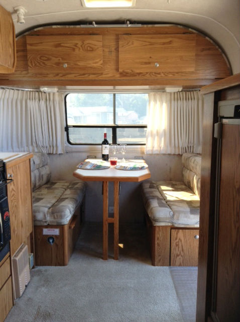 2002 Airstream Bambi 19 California