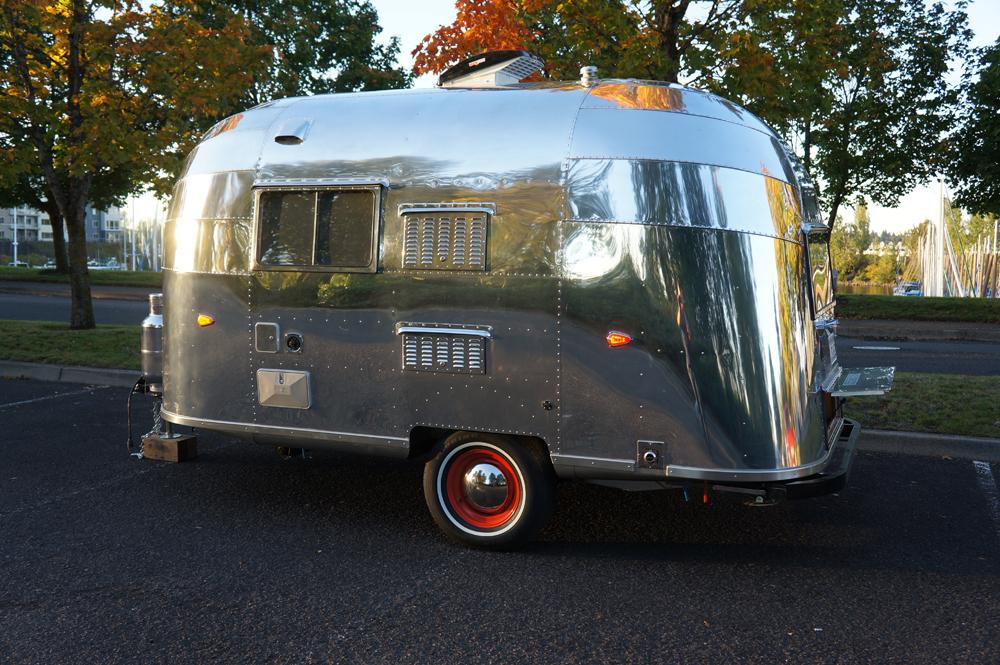 1955 Airstream Bubble 16 Oregon
