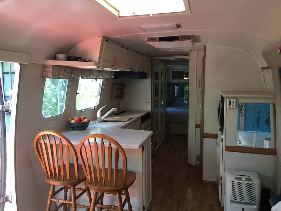 2000 Airstream Limited 34 Texas