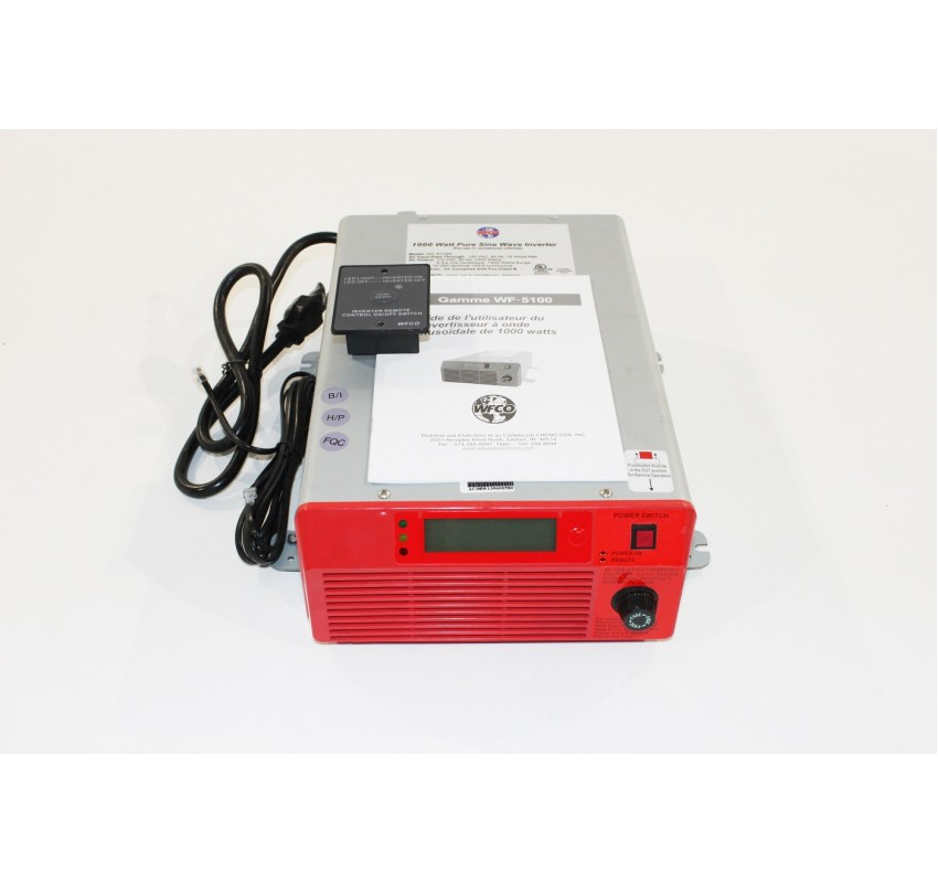 Airstream Inverter 1000 Watt