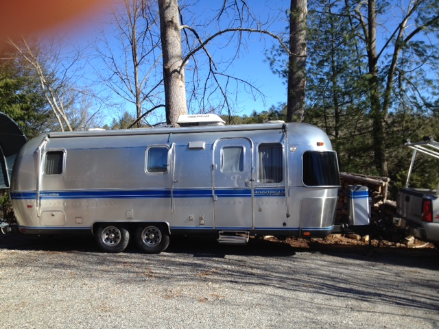 1992 Airstream Excella 25 North Carolina