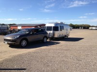 2014 Airstream Sport 22 - Texas