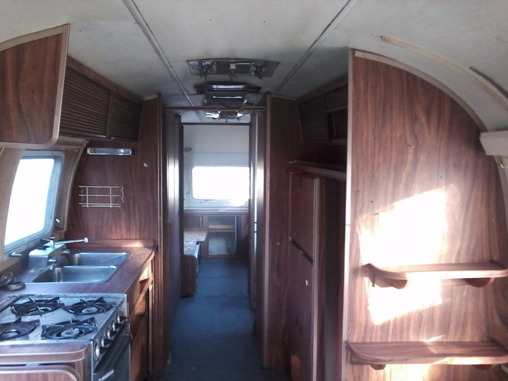 1972 Airstream Excella 500 31 Texas