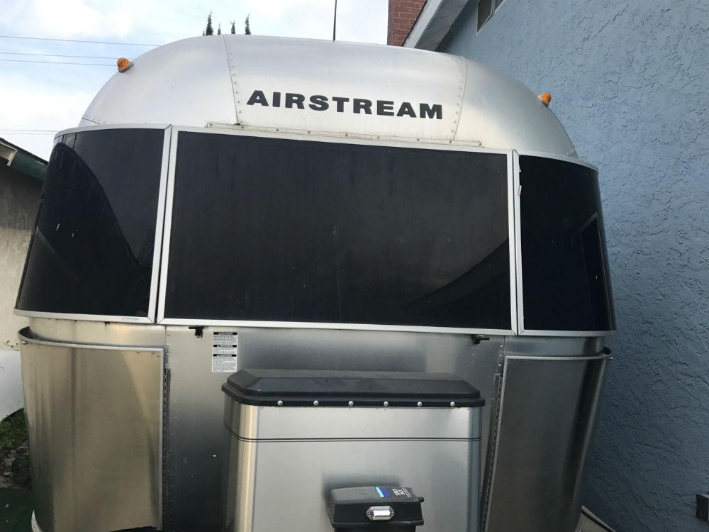 2006 Airstream Safari Se 23 California