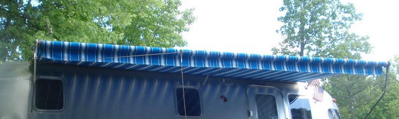 Wanted: Front & rear Zip Dee awnings for 1986 Sovereign