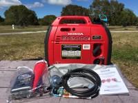 Honda EU 2000i Propane (Genconnex) Generator & Accessories