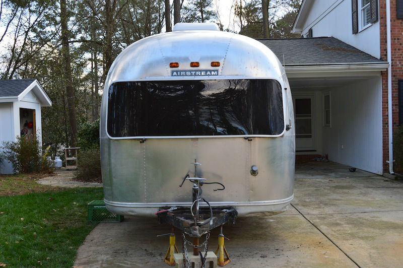 1969 airstream globetrotter 21 north carolina. Black Bedroom Furniture Sets. Home Design Ideas