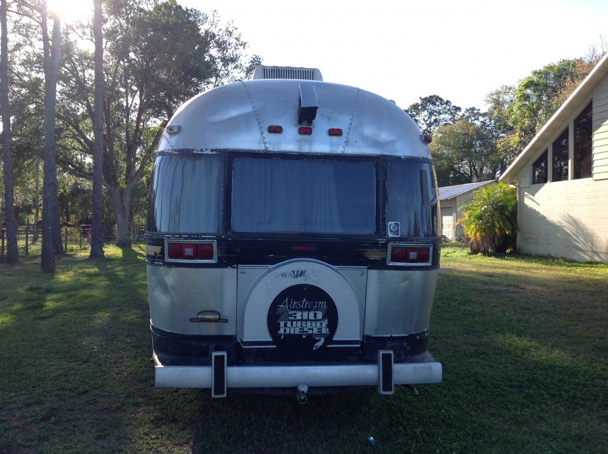 Craigslist Daytona Beach Florida >> 1983 Airstream 310 31 - Florida