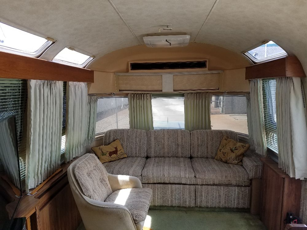 1983 Airstream Limited 31 Texas