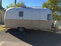 1973 Airstream Argosy 20 - Arizona