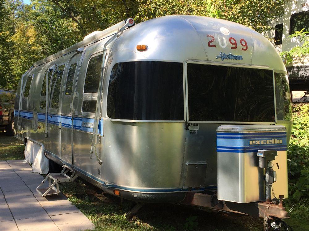 1985 Airstream Excella 34 Minnesota