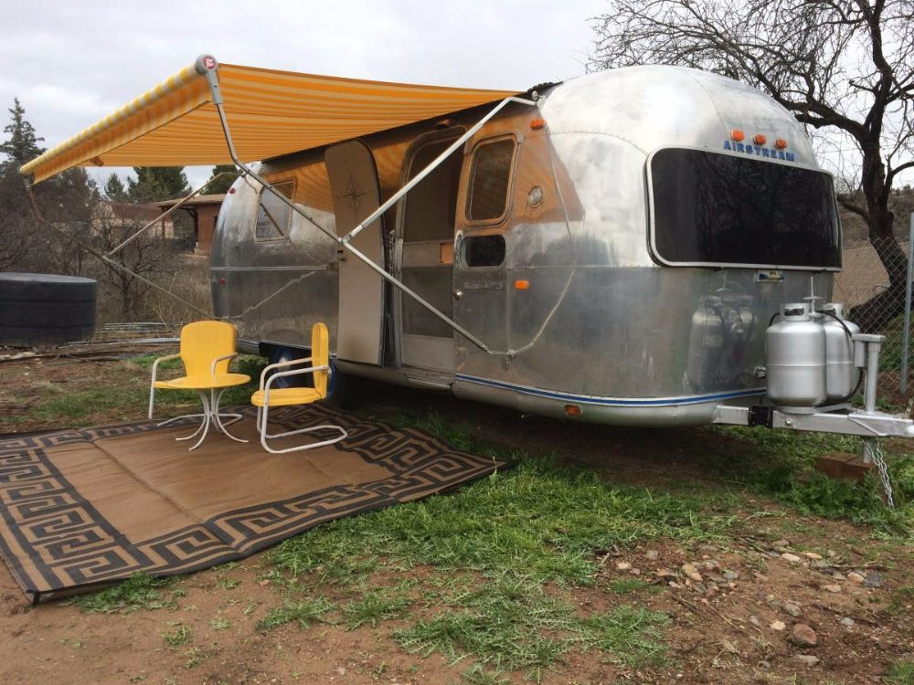 1972 Airstream Tradewind 25 Arizona
