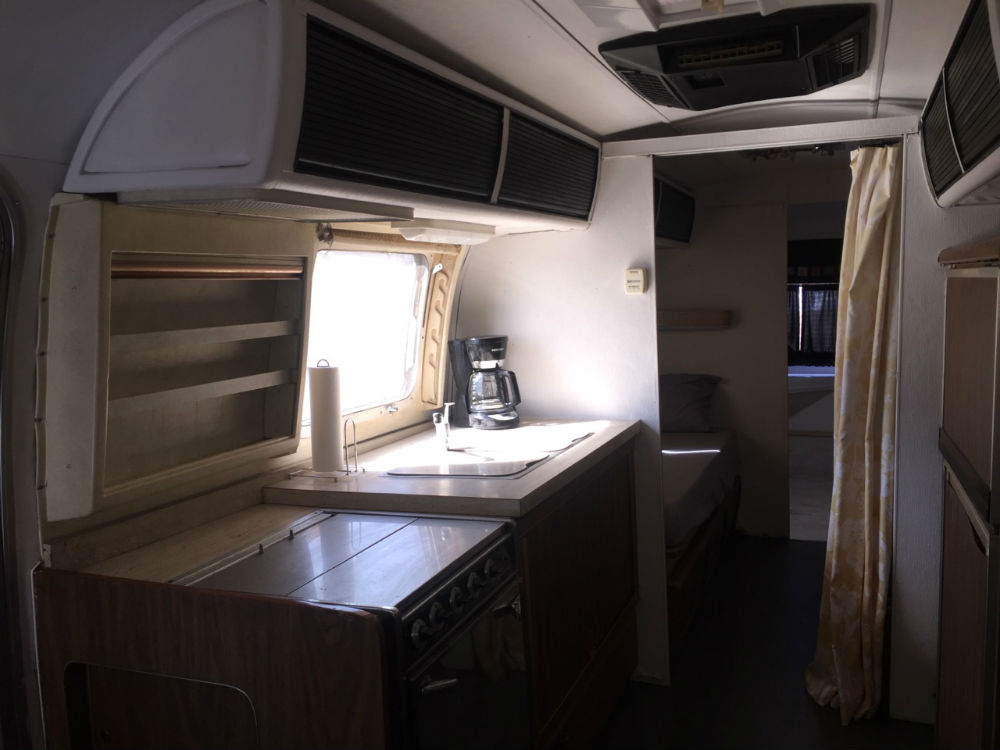 1976 Airstream Sovereign 31 Colorado