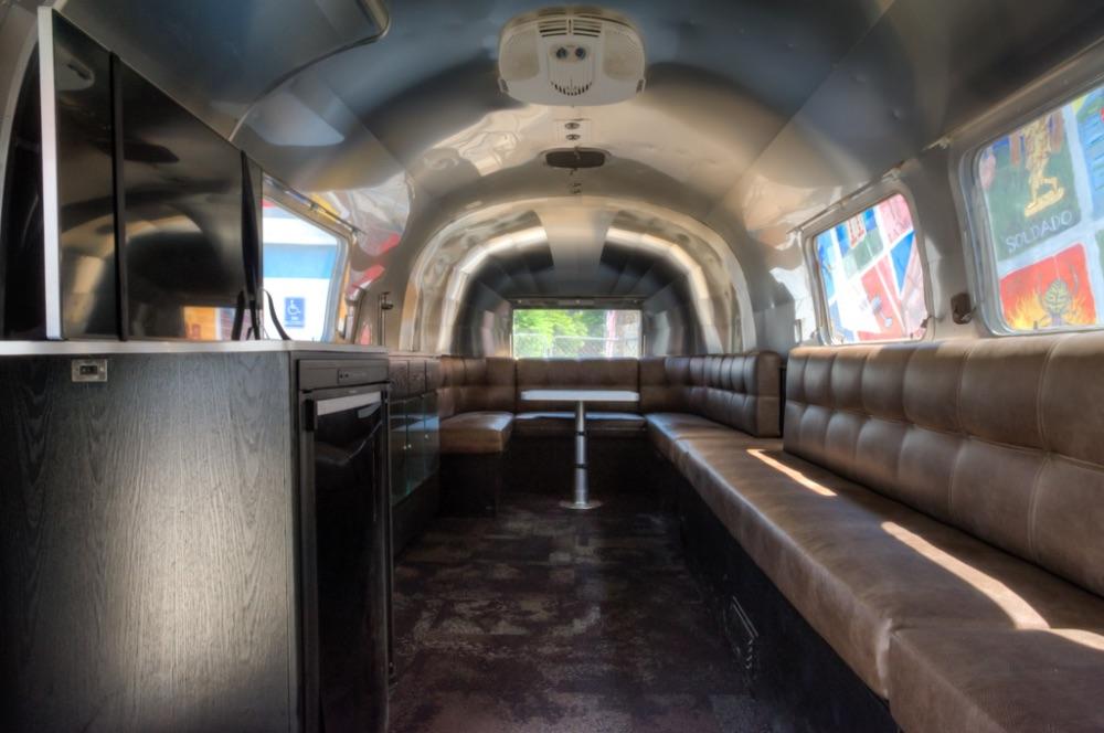 1969 Airstream Overlander 27 Texas