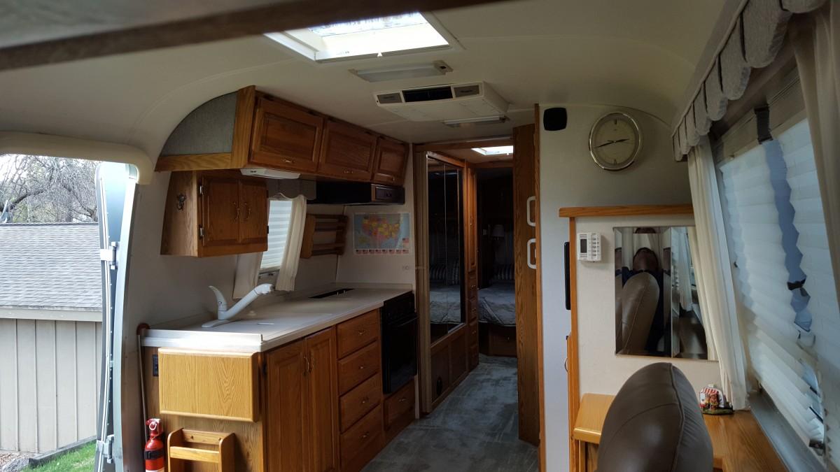 2003 Airstream Classic 31 Minnesota