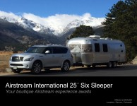 2008 Airstream International CCD 25 - Colorado