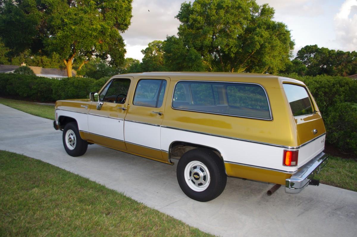 Tow Truck For Sale Canada >> 1975 Silverado Suburban