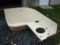 1964 Globetrotter tub