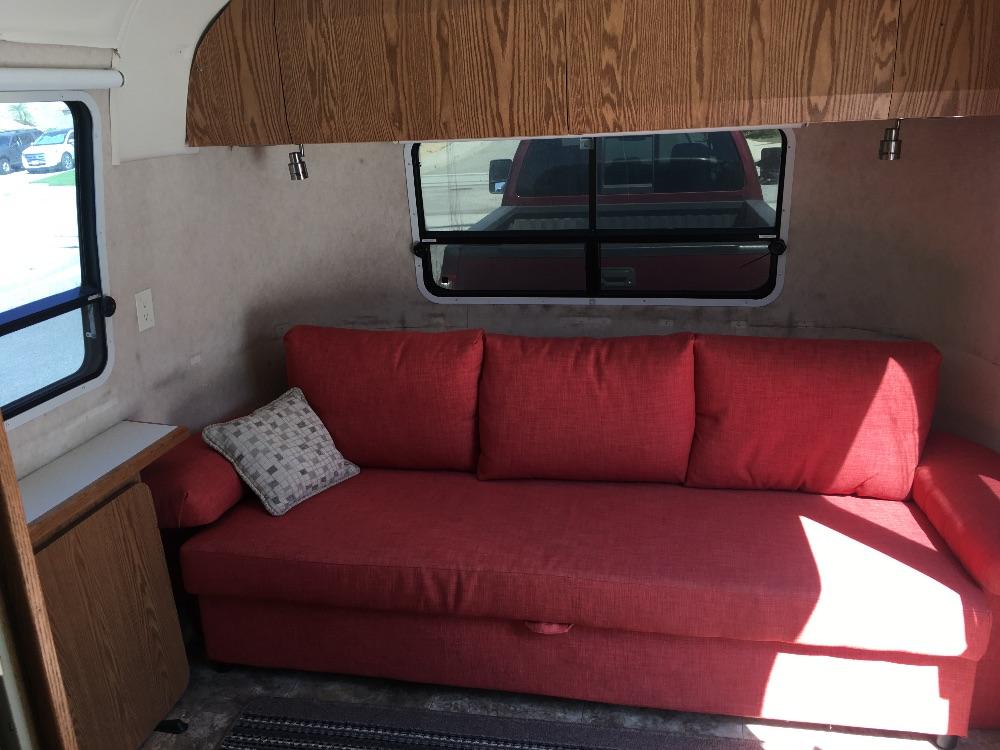 2002 Airstream Safari 25 - California