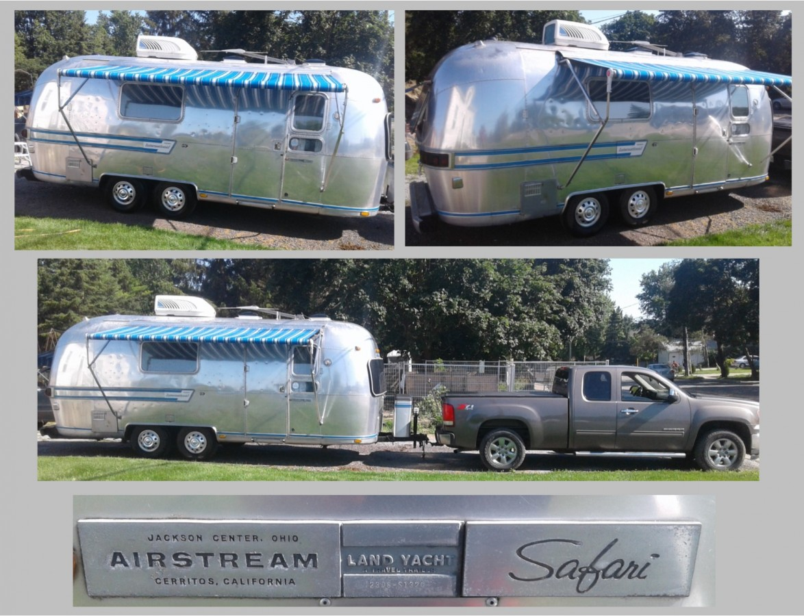 1977 Airstream Safari 23 Ontario