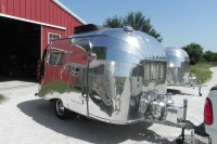 1956 Airstream Bubble 16 - New Mexico