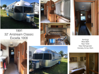 1991 Airstream Excella 32 - Maryland