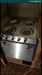 Magic Chef Oven Stove