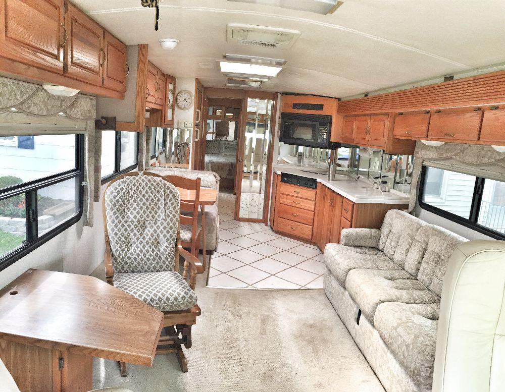1999 Airstream Cutter Diesel Bus 35 Missouri