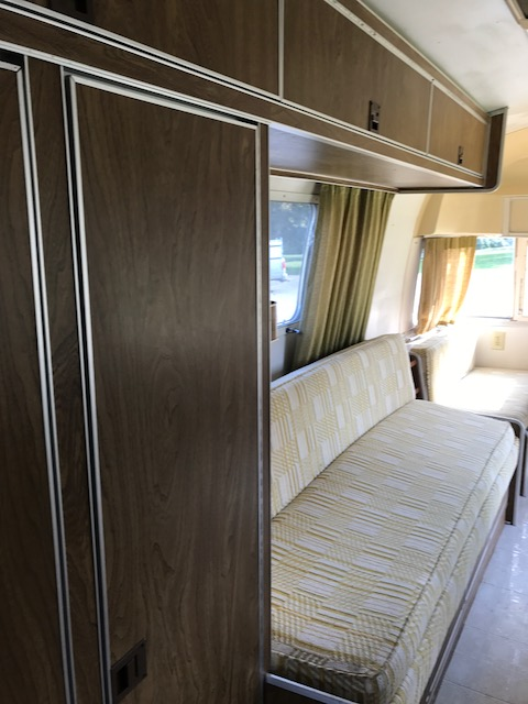 1973 Airstream Argosy 22 New York