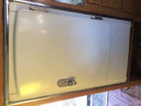 Vintage Marvel Fridge, model #UL-40
