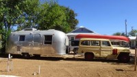1965 Airstream Safari 22 - Texas