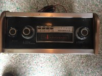 Radio from 1976 31 ft. Sovereign