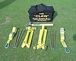 The Claw Awning Tie Down Kit