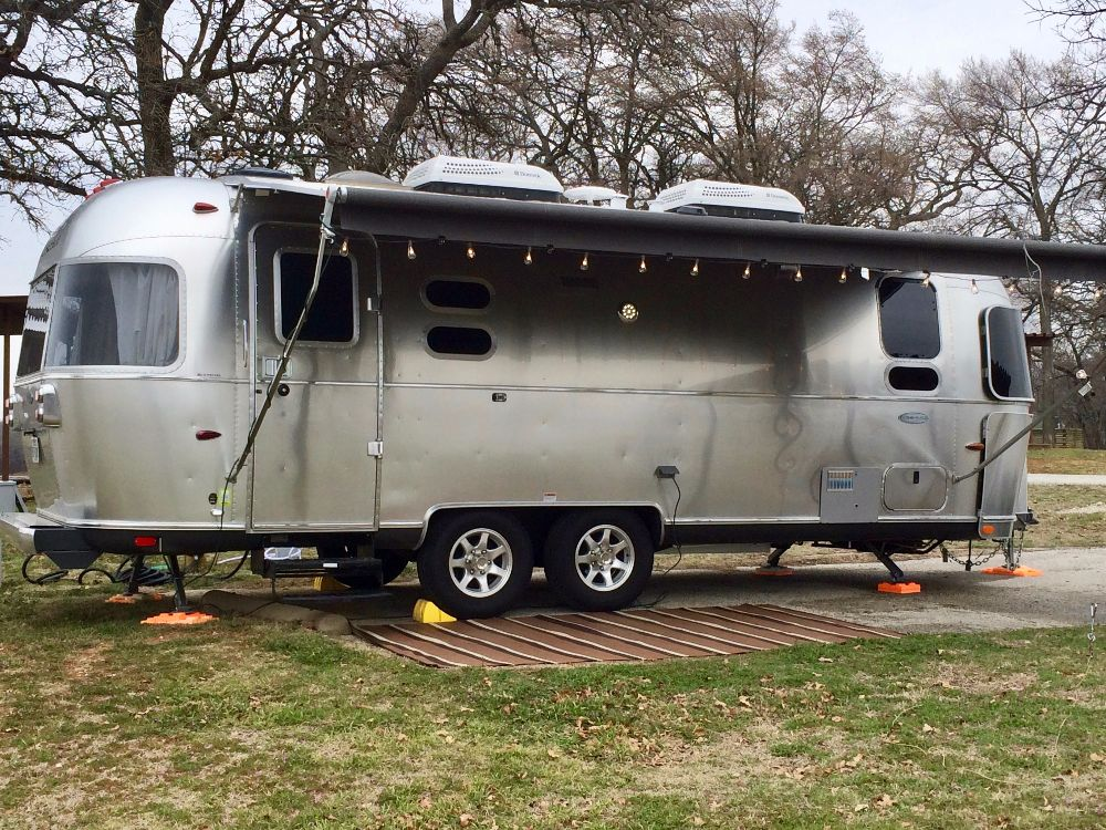 Restored Airstream For Sale California Flying Cloud This