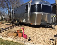 2012 Airstream Eddie Bauer 25 - Texas