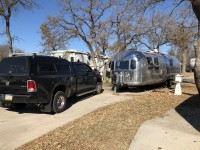1972 Airstream Overlander 27 - Texas