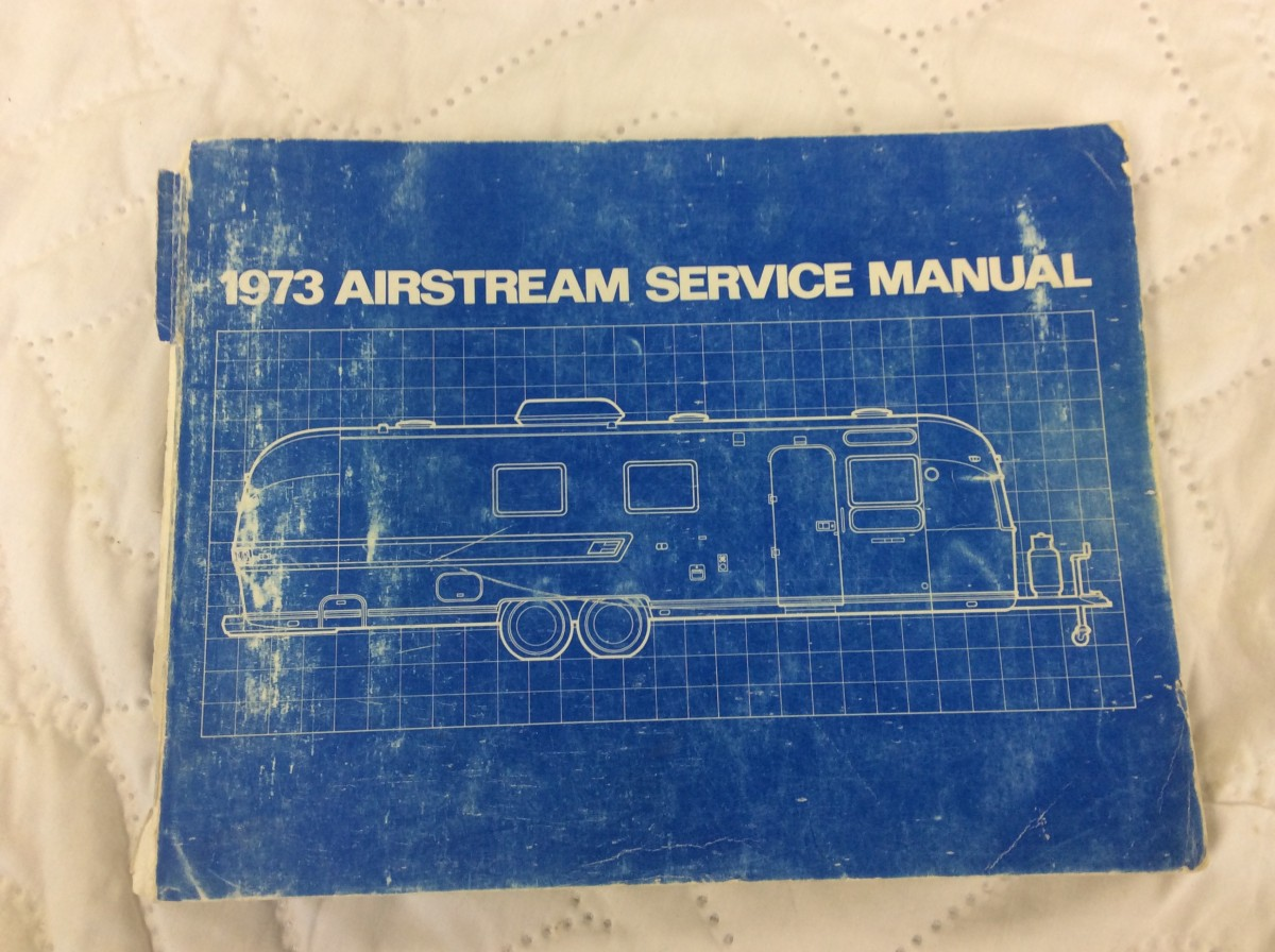 1973 airstream service manual rh airstreamclassifieds com Airstream Wheel Well Skirts 1994 Airstream NJ Limited 34