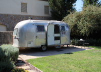 1965 Airstream Globetrotter 20 - California