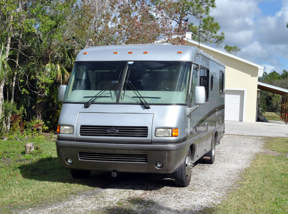 2003 Airstream Land Yacht 26 26 Florida