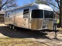2008 Airstream Classic 27 - Texas