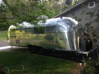 1958 Airstream Overlander 26 - California