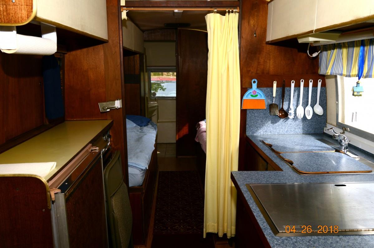 1968 Airstream Overlander 26 North Carolina