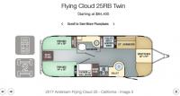 2017 Airstream Flying Cloud 25 - California