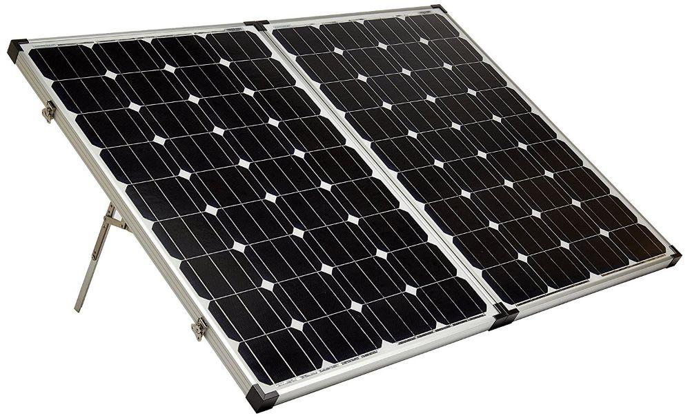 Zamp Solar 200 Watt Portable Solar Charging Kit