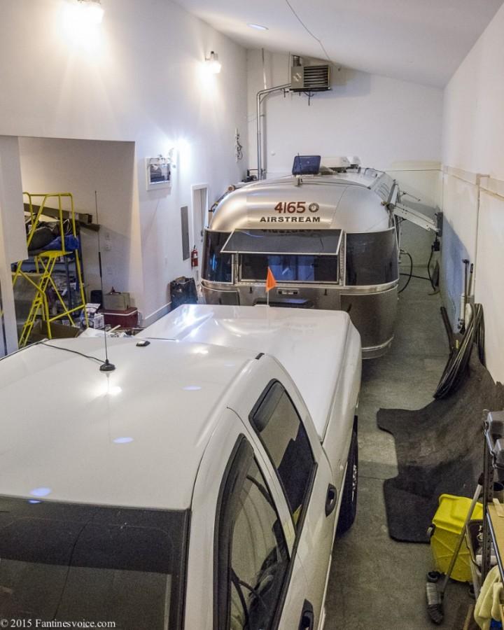 2015 airstream international serenity 30 north carolina for Garage ad valence