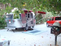 2008 Airstream International CCD 16 - North Carolina