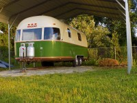 1976 Airstream Argosy 24 - North Carolina
