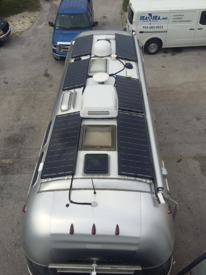 2016 Airstream Eddie Bauer 27 Florida