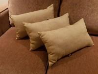 Four Throw- Lounge pillows