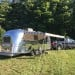 airstream with awning
